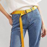 belt 150x150 - Heart Buckle Faux Leather Belt