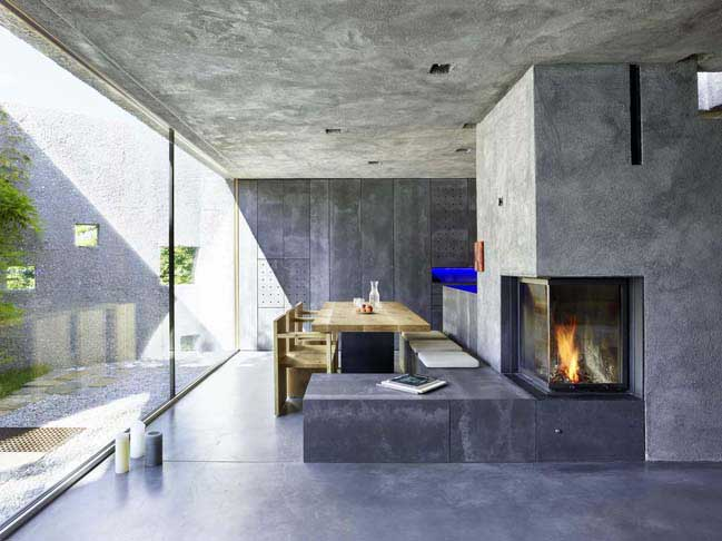 concrete house 13 - Concrete House is The Best Option for Your Home